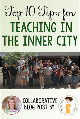 A collaborative blog post by two teachers who have a combined 22 years of teaching experience.  They share their tips for successful urban teaching and classroom management.