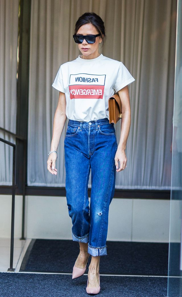 Eniwhere Fashion - High Waisted Pants - Tendenze 2018