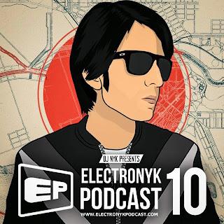 ELECTRONYK PODCAST 10 - DJ NYK