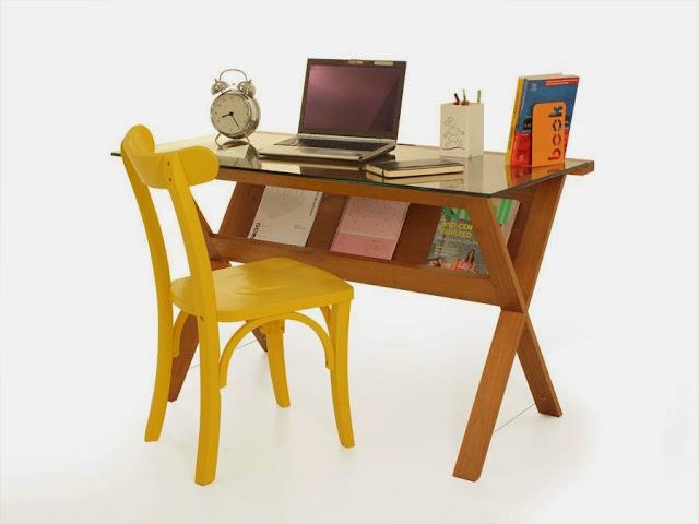 Escrivaninhas Pequenas