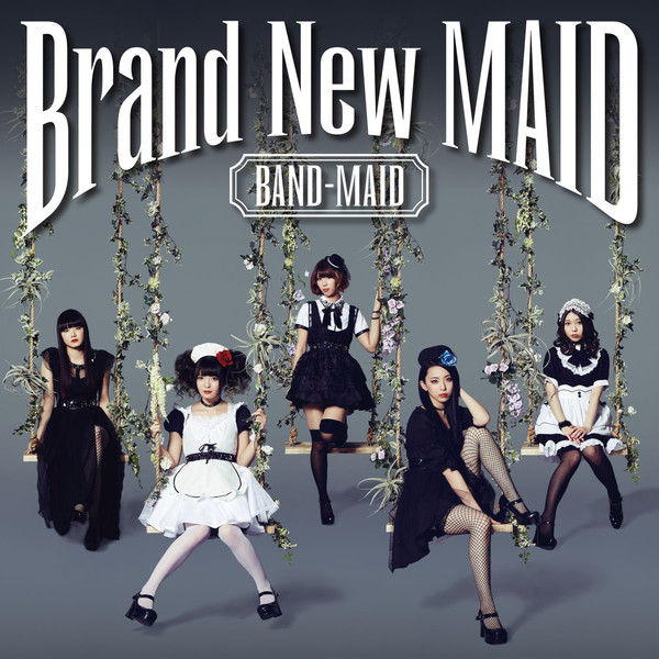[Album] BAND-MAID – Brand New MAID (2016.05.18/MP3/RAR)