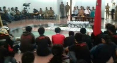 Pembangunan Bandara Mandek, Pemuda Toraja Turun ke Jalan