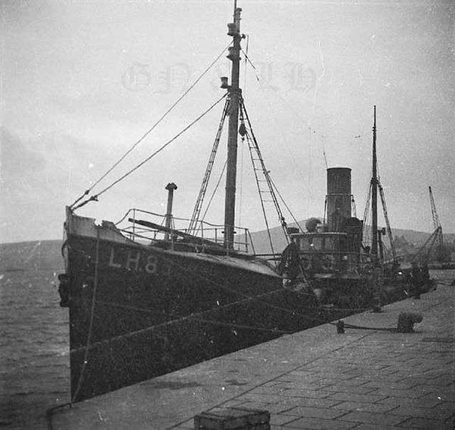 British trawler Ocean Tide, lost on 15 January 1942 worldwartwo.filminspector.com