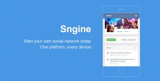 شرح أنشاء موقع تواصل أجتماعى مثل الفيسبوك بميزات كثيرة مجانا