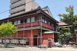 料亭稲本 取り壊し 名古屋市都市景観重要建築物