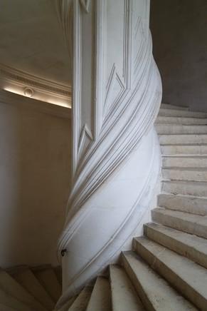 charente château la rochefoucauld escalier