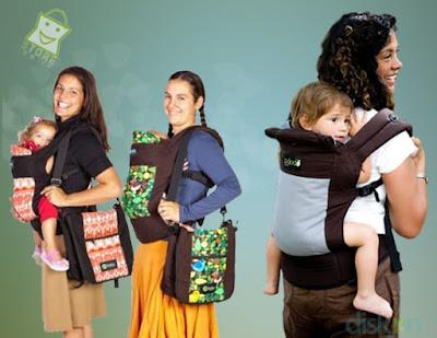 Gendongan Bayi BOBA Wrap Yang Praktis