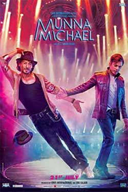 Munna Michael 2017 Hindi Movie Download DVD HD at movies500.org