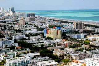 South Miami Beach Florida