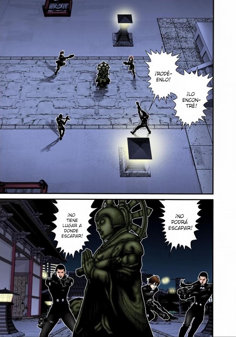 Gantz Chap 74: Matanza trang 15