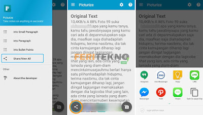 cara copy paste tulisan di instagram 10