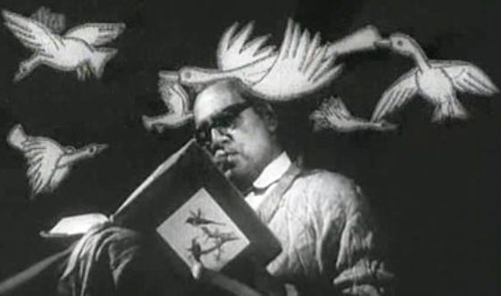 Mrinal Sen's use of animation in Bhuvan Shome