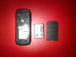 Hape Outdoor Samsung Xcover B2710 Seken Mulus IP67 Certified