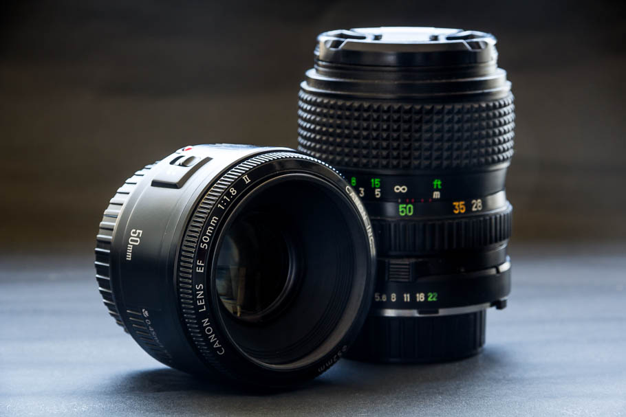 Objetivos de cámara reflex