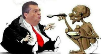Governador do Maranhão desesperadamente atrás de recursos