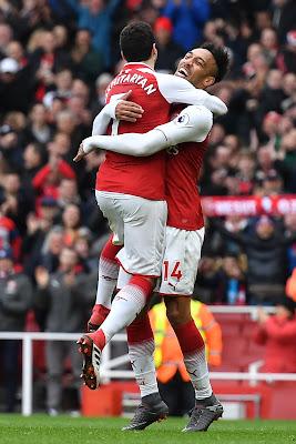 Kembalinya Semangat Dan Kepercayaan Diri Striker Arsenal Aubameyang - Judisessions