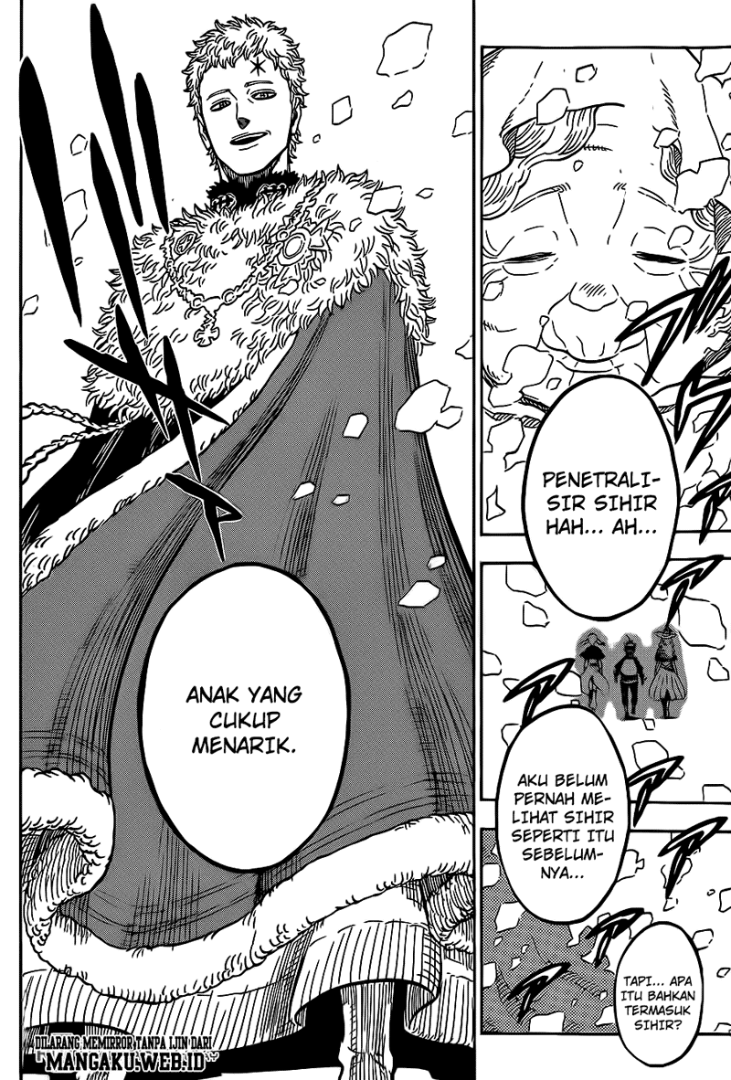 Baca Manga Black Clover Chapter 10 Bahasa Indonesia