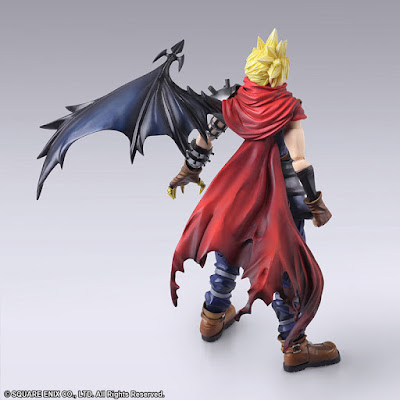 "Bring Arts Cloud Strife ""Another Form"" Version de ""Final Fantasy / Kingdom Hearts"" - Square Enix"