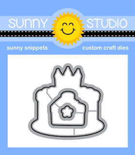 Sunny Studio Stamps: Introducing Make A Wish Coordinating Cutting Dies