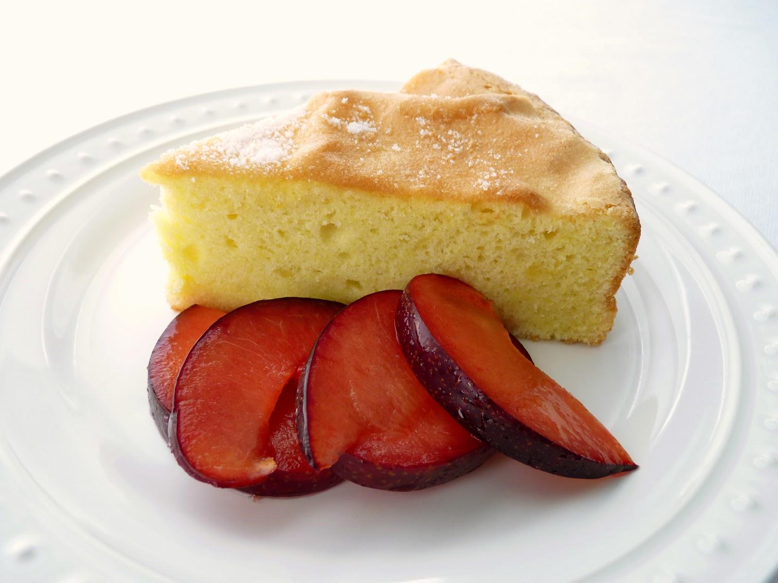 High Density Sponge Cake Recipe