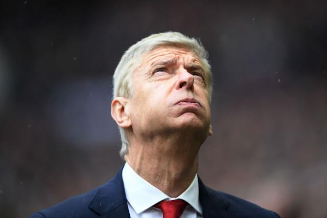 Arsene Wenger Resmi Memilih Mundur Dari Arsenal Musim Depan