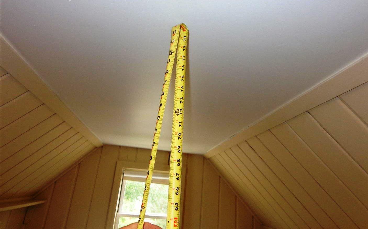 Cara Menentukan Tinggi Plafon Ideal