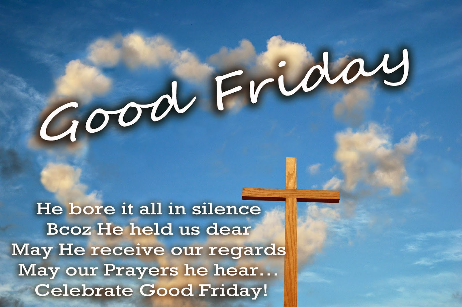 Good friday greetings greetings images and card of good friday 2018 happy good friday greeting card messages 3 kristyandbryce Choice Image