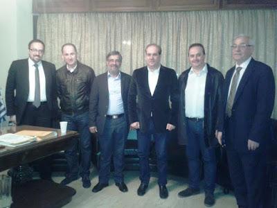 Ο Ιατρικός Σύλλογος στηρίζει τη Συνεταιριστική Τράπεζα Πιερίας
