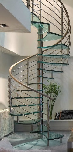 Sleek And Modern, Glass Staircases Are A Unique Option For Clients Seeking  An Eye Catching Contemporary Look. Whether Straight Or Curved, Paired With  Wood ...