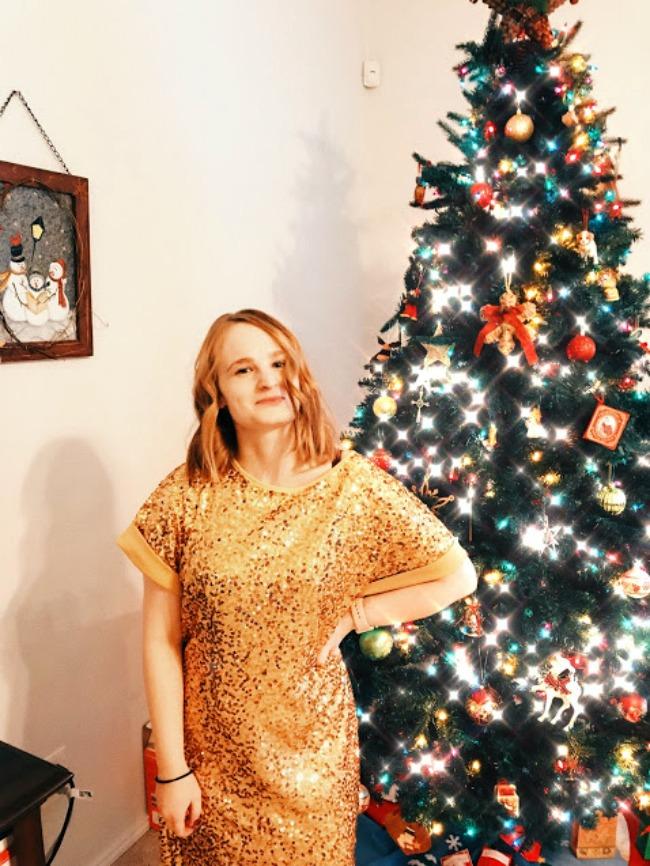 Amazon Fashion PrettyGuide Sequin Dress
