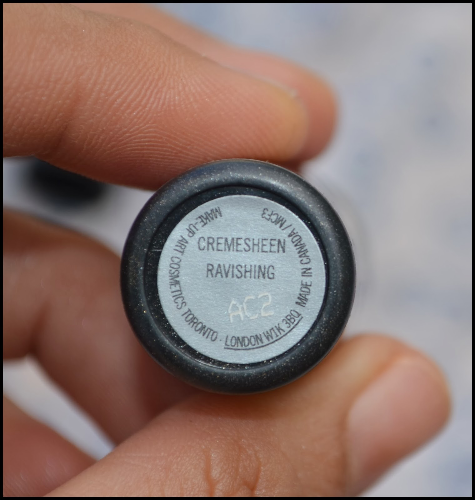 Patrine's Thoughts: REVIEW: MAC CREMESHEEN LIPSTICK in ...