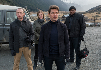"Movie review of ""Mission Impossible: Fallout"""