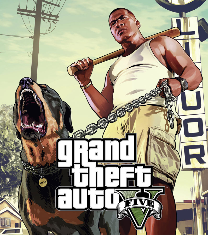 Grand Theft Auto V: Full Reveal