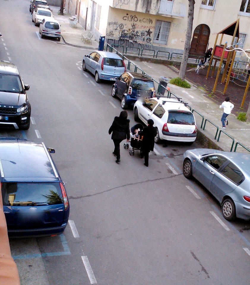 Vico Equense On Line: Più marciapiedi...