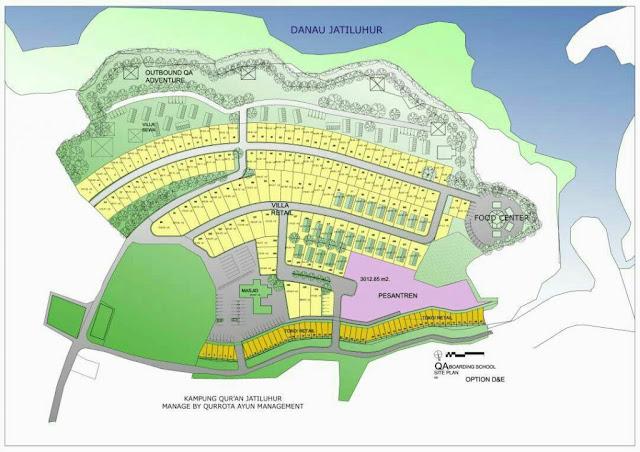 Investasi Menguntungkan di Kampung Tahfidz Jatiluhur