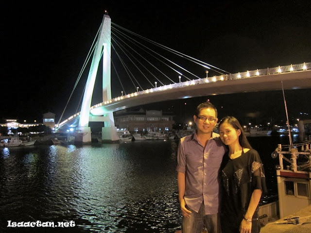 Tamsui Lover Bridge