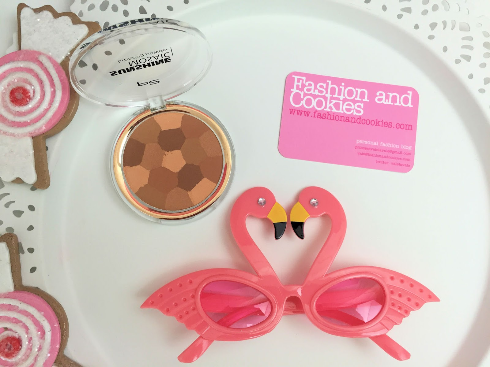 p2 Cosmetics makeup low cost review bronzer mosaic su Fashion and Cookies beauty blog, beauty blogger