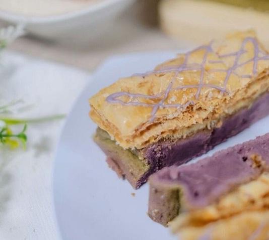 pisjo cake kendari oleh oleh kendari talas