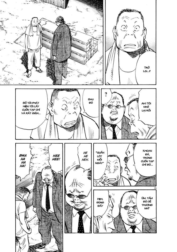20th Century Boys chapter 234 trang 31