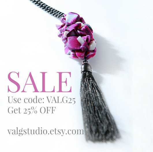 January Sale at Valg Studio