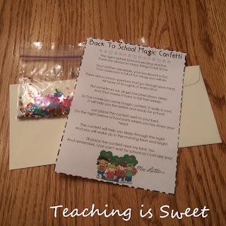 Meet the Teacher & the First Day of Kindergarten