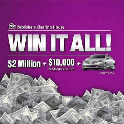 Win pch sweepstakes win it all