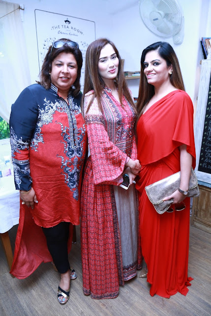 Dr. Ekta Chadha, Singer Priyanka Goyat and Designer Payal Sethi-min