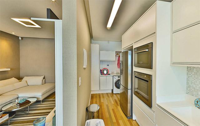 apartamento-decorado-cozinha-americana-achadosdedecoracao