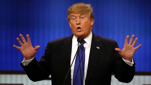 Donald Trump Katar Arabuluculuk