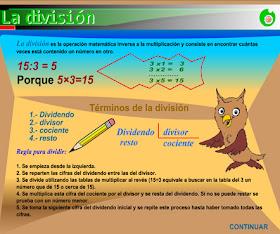 Blog De Los Niños Juegos Para Aprender A Dividir