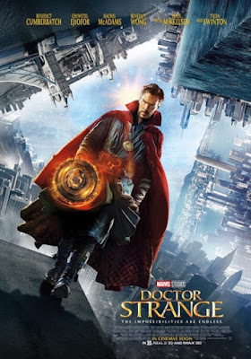 Review dan Sinopsis Film Doctor Strange (2016)