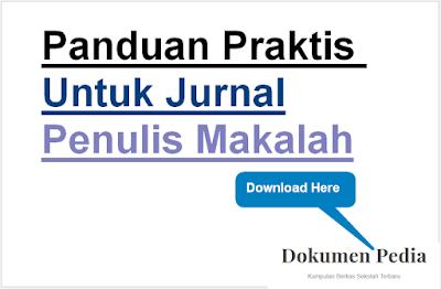 Download Panduan Praktis Untuk Jurnalis Penulis Makalah
