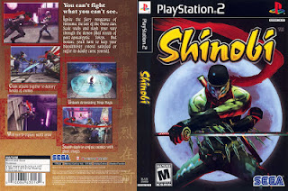 Download Game Shinobi PS2 Full Version Iso For PC | Murnia Games