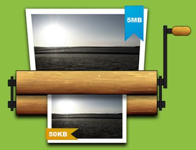 cara memperkecil ukuran gambar atau foto